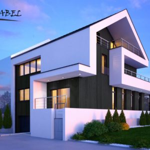 dom jednorodzinny w Brzesku