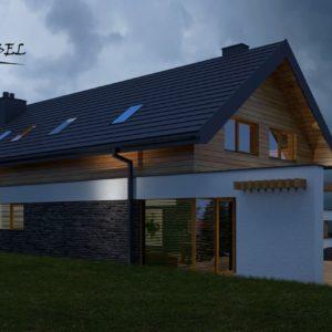 dom jednorodzinny pod Krzeszowicami