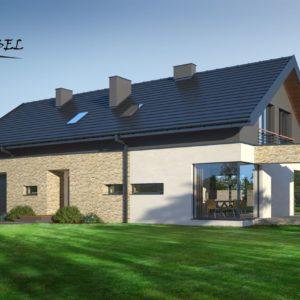 dom jednorodzinny w Krasieńcu(1)