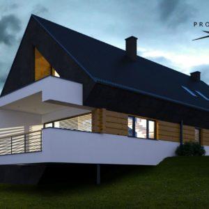 dom jednorodzinny w Jabłonce