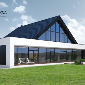 dom jednorodzinny w Mogilanach(1)
