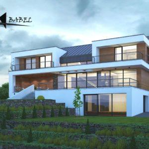 dom jednorodzinny w Mogilanach(2)