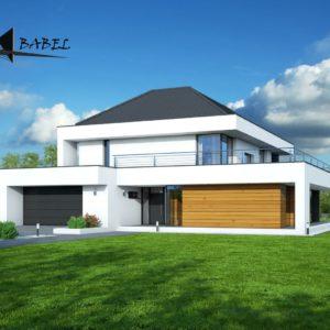 dom jednorodzinny w Bukowie (2)