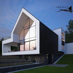 dom jednorodzinny w Borzęcie (2)
